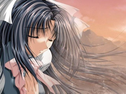 Lizzoublog page 8 - Image manga triste ...